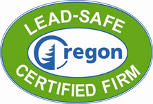 Oregon Lead-Safe Certified Firm Logo