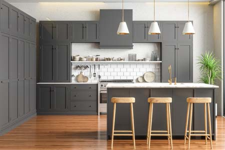 Professionally-Painted-Kitchen-Cabinets